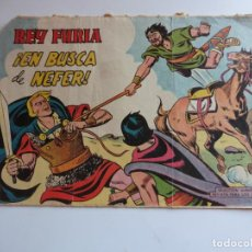 Tebeos: REY FURIA Nº15 VALENCIANA ORIGINAL. Lote 254227255