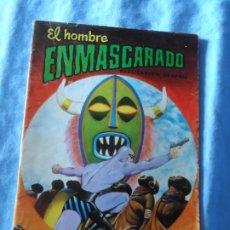 Tebeos: EL HOMBRE ENMASCARADO Nº 15 EDITORIAL VALENCIANA. Lote 254229915
