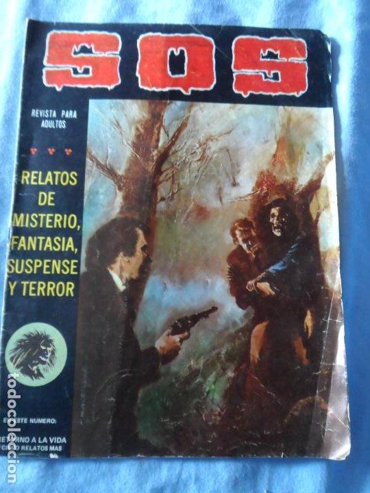 SOS Nº 20 EDITORIAL VALENCIANA (Tebeos y Comics - Valenciana - S.O.S)