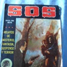 Tebeos: SOS Nº 20 EDITORIAL VALENCIANA. Lote 254230625