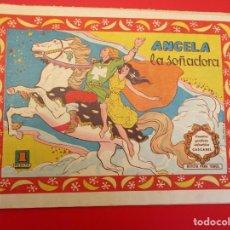 Livros de Banda Desenhada: CASCABEL (1956, VALENCIANA) -CUENTOS GRAFICOS INFANTILES- 201 · 4-VIII-1960 · ANGELA LA SOÑADORA. Lote 254272660