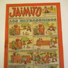 Tebeos: JAIMITO (1945, VALENCIANA) 532 · 19-XII-1959 · JAIMITO. Lote 254275475