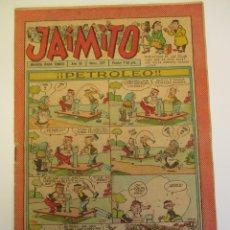 Tebeos: JAIMITO (1945, VALENCIANA) 377 · 29-XII-1956 · JAIMITO. Lote 254275955