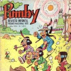 Tebeos: COMIC PUMBY, Nº 1013 - ED. VALENCIANA. Lote 254293965