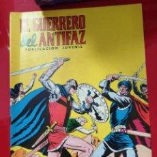 Tebeos: EL GUERRERO DEL ANTIFAZ. EL LABERINTO (NUMERO 318). Lote 254298450