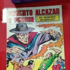 Tebeos: ROBERTO ALCAZAR Y PEDRIN,. EL HOMBRE DIABOLICO (NUMERO 1). Lote 254349800