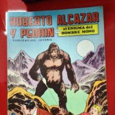 Tebeos: ROBERTO ALCAZAR Y PEDRIN, EL ENIGMA DEL HOMBRE MONO (NUMERO 19). Lote 254350250