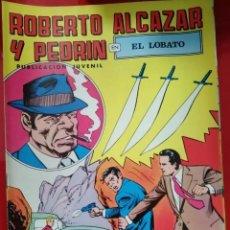 Tebeos: ROBERTO ALCAZAR Y PEDRIN, EL LOBATO (NUMERO 26). Lote 254350405