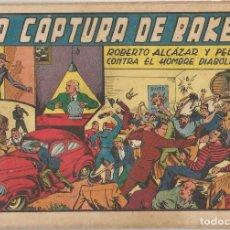 Tebeos: ROBERTO ALCÁZAR Y PEDRÍN Nº 105 ORIGINAL. 1 PTA. RAZONABLE BUEN ESTADO. LOMO REPARABLE. Lote 254467590
