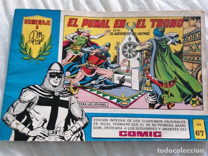 GUERRERO DEL ANTIFAZ (Tebeos y Comics - Valenciana - Guerrero del Antifaz)