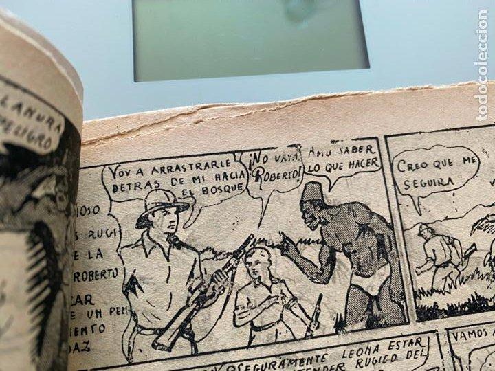 Tebeos: ROBERTO ALCAZAR Y PEDRIN Nº 15 EL TESORO DE LOS PIGMEOS (VALENCIANA) ORIGINAL (COIB9) - Foto 3 - 254525445