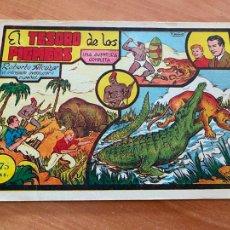 Tebeos: ROBERTO ALCAZAR Y PEDRIN Nº 15 EL TESORO DE LOS PIGMEOS (VALENCIANA) ORIGINAL (COIB9). Lote 254525445