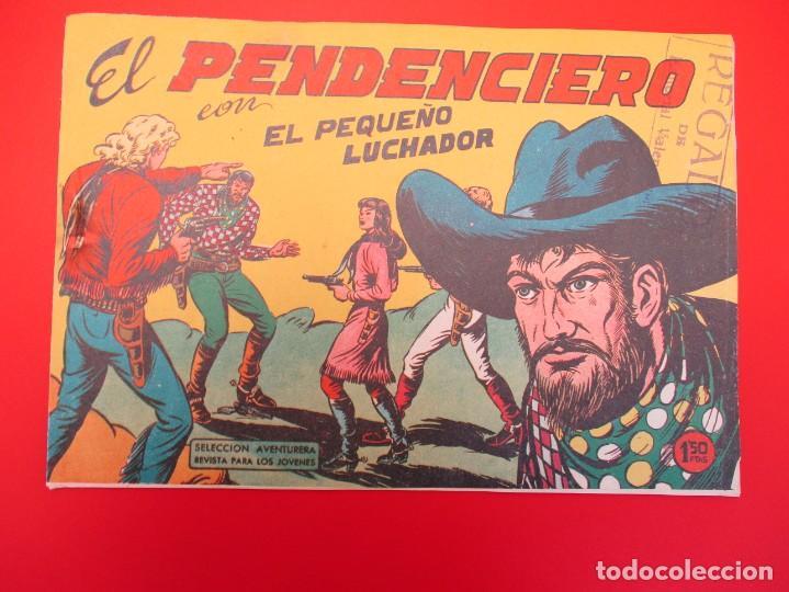 PEQUEÑO LUCHADOR, EL (1960, VALENCIANA) 86 · 14-VI-1962 · EL PENDENCIERO (Tebeos y Comics - Valenciana - Pequeño Luchador)