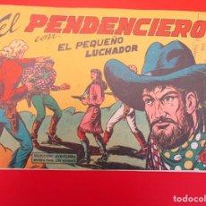 Tebeos: PEQUEÑO LUCHADOR, EL (1960, VALENCIANA) 86 · 14-VI-1962 · EL PENDENCIERO. Lote 254705785