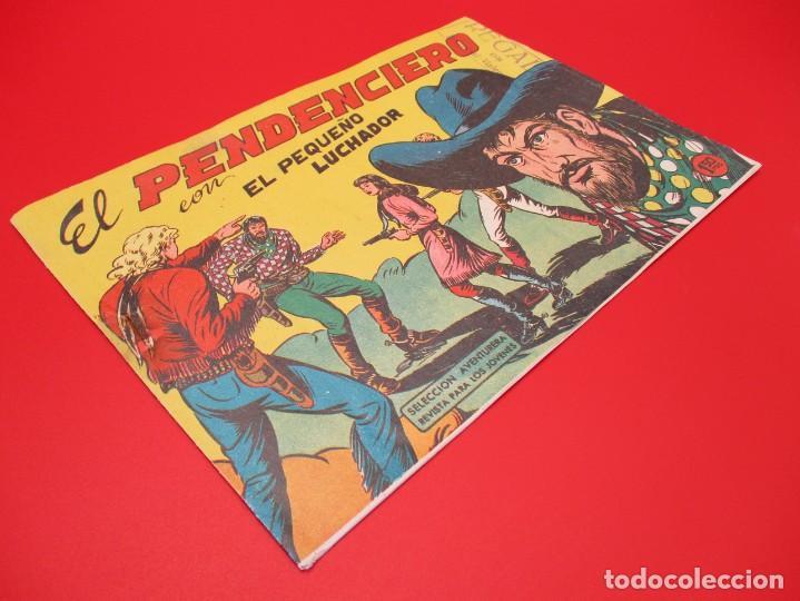 Tebeos: PEQUEÑO LUCHADOR, EL (1960, VALENCIANA) 86 · 14-VI-1962 · EL PENDENCIERO - Foto 2 - 254705785
