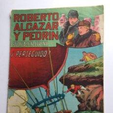 Tebeos: ROBERTO ALCAZAR Y PEDRÍN ¡PERSEGUIDO! Nº 70. Lote 254816450