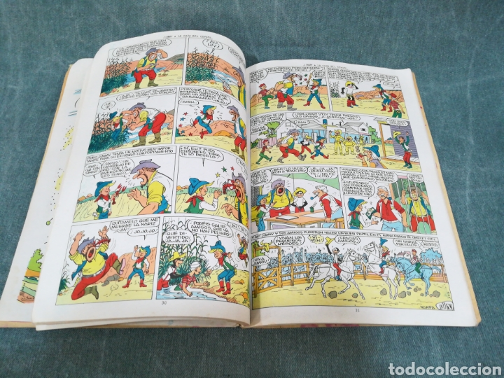 Tebeos: PUMBY - EL TESORO DE LA PIRÁMIDE - LIBROS ILUSTRADOS PUMBY Nº 48 - DIFÍCIL - Foto 14 - 254953800