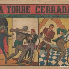 Tebeos: ROBERTO ALCÁZAR Y PEDRÍN Nº 116 ORIGINAL. 1 PTA. RAZONABLE BUEN ESTADO. LOMO ABIERTO. PARA RETOCAR. Lote 254954380