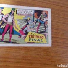 Tebeos: EL HIJO DE LA JUNGLA Nº 86 EDITA VALENCIANA. Lote 255487610