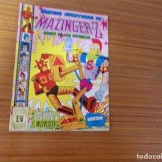 Tebeos: MAZINGER Z Nº 13 EDITA VALENCIANA. Lote 255489035