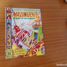 Tebeos: MAZINGER Z Nº 25 EDITA VALENCIANA. Lote 255489230