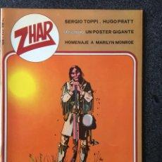 Tebeos: ZHAR Nº 1 - 1ª EDICIÓN - EDITORIAL VALENCIANA - 1983 - ¡MUY BUEN ESTADO!. Lote 255960020