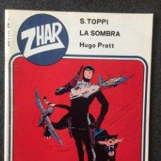 Tebeos: ZHAR Nº 3 - 1ª EDICIÓN - EDITORIAL VALENCIANA - 1983 - ¡MUY BUEN ESTADO!. Lote 255960950