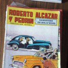 Tebeos: ROBERTO ALCAZAR Y PEDRÍN Nº 96: GANGSTERS EN HOLLYWOOD. Lote 256122805