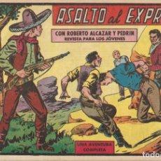 Tebeos: ROBERTO ALCÁZAR Y PEDRÍN Nº 437 ORIGINAL. 1,50 PTA. RAZONABLE BUEN ESTADO. PROC. DE ENCUADERNACIÓN. Lote 257272455