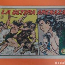 Tebeos: PURK EL HOMBRE DE PIEDRA Nº 152 EDITORIAL VALENCIANA ORIGINAL. Lote 257338485