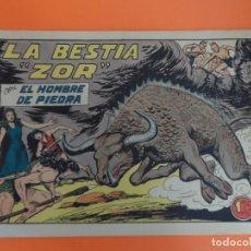 Tebeos: PURK EL HOMBRE DE PIEDRA Nº 143 EDITORIAL VALENCIANA ORIGINAL. Lote 257340055