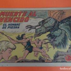 Tebeos: PURK EL HOMBRE DE PIEDRA Nº 141 EDITORIAL VALENCIANA ORIGINAL. Lote 257341925