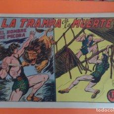 Tebeos: PURK EL HOMBRE DE PIEDRA Nº 138 EDITORIAL VALENCIANA ORIGINAL. Lote 257343010