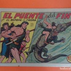 Tebeos: PURK EL HOMBRE DE PIEDRA Nº 137 EDITORIAL VALENCIANA ORIGINAL. Lote 257343230