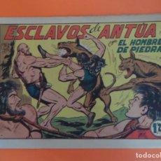 Tebeos: PURK EL HOMBRE DE PIEDRA Nº 115 EDITORIAL VALENCIANA ORIGINAL. Lote 257345180