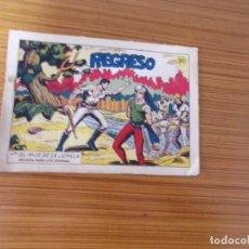 Tebeos: EL HIJO DE LA JUNGLA Nº 72 EDITA VALENCIANA. Lote 257420180