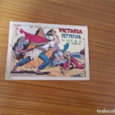 Tebeos: EL HIJO DE LA JUNGLA Nº 78 EDITA VALENCIANA. Lote 257420610