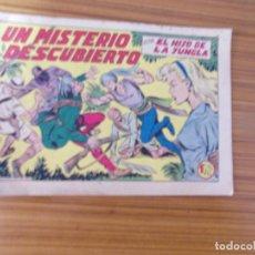 Tebeos: EL HIJO DE LA JUNGLA Nº 22 EDITA VALENCIANA. Lote 257423205