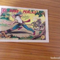 Tebeos: EL HIJO DE LA JUNGLA Nº 40 EDITA VALENCIANA. Lote 257424410
