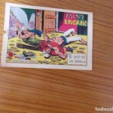 Tebeos: EL HIJO DE LA JUNGLA Nº 74 EDITA VALENCIANA. Lote 257425720