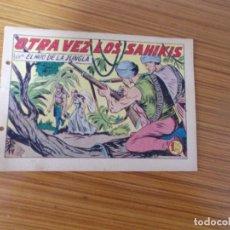 Tebeos: EL HIJO DE LA JUNGLA Nº 24 EDITA VALENCIANA. Lote 257426800