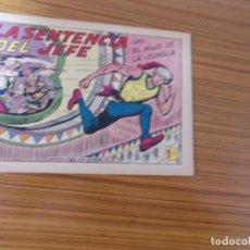Livros de Banda Desenhada: EL HIJO DE LA JUNGLA Nº 36 EDITA VALENCIANA. Lote 257427600