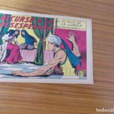 Tebeos: EL HIJO DE LA JUNGLA Nº 37 EDITA VALENCIANA. Lote 257427750