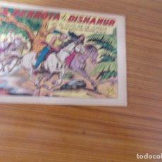 Tebeos: EL HIJO DE LA JUNGLA Nº 38 EDITA VALENCIANA. Lote 257427925