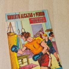 Tebeos: MUY BUEN ESTADO ROBERTO ALCAZAR Y PEDRIN EXTRA 60 TEBEO COMIC VALENCIANA. Lote 257428150