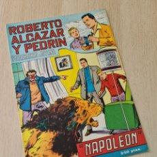 Tebeos: MUY BUEN ESTADO ROBERTO ALCAZAR Y PEDRIN EXTRA 68 TEBEO COMIC VALENCIANA. Lote 257429235