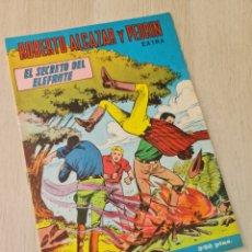 Tebeos: CASI EXCELENTE ESTADO ROBERTO ALCAZAR Y PEDRIN EXTRA 35 TEBEO COMIC VALENCIANA. Lote 257431935