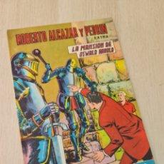 Tebeos: CASI EXCELENTE ESTADO ROBERTO ALCAZAR Y PEDRIN EXTRA 38 TEBEO COMIC VALENCIANA. Lote 257432900