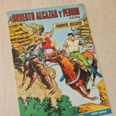 Tebeos: EXCELENTE ESTADO ROBERTO ALCAZAR Y PEDRIN EXTRA 47 TEBEO COMIC VALENCIANA. Lote 257434235
