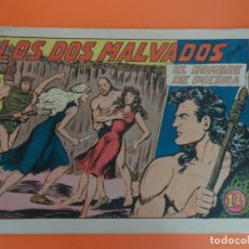 Tebeos: PURK EL HOMBRE DE PIEDRA Nº 125 EDITORIAL VALENCIANA ORIGINAL. Lote 257472860